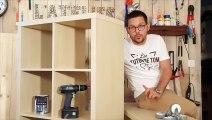 DIY : Fabriquer un îlot de cuisine avec des meubles IKEA
