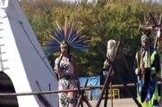 Cree Indian Prairie Chicken Dance | chicken dance for kids