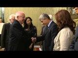 Roma - Incontro con il Presidente dello Stato di Israele (03.09.15)