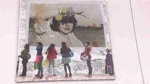 """Artista español """"resucita"""" el imaginario bogotano con arte callejero"""
