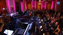"Stevie Wonder performs ""Signed, Sealed, Delivered I'm Yours"" at the Gershwin Prize"