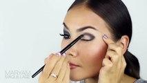 Night Out Smokey Eye Tutorial   Maryam Maquillage & Lancôme