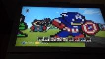 Creative world 1 minecraft Xbox 360