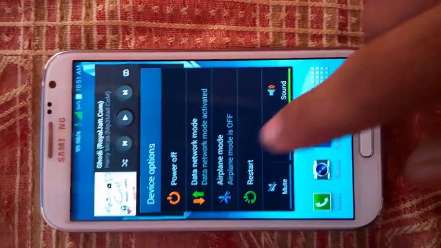 How to install DN4 rom on Samsung Galaxy Note 2 GT-N7100