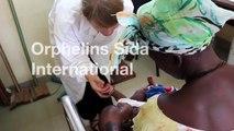 Partir en mission humanitaire avec Orphelins Sida International - Anouck et Frédéric