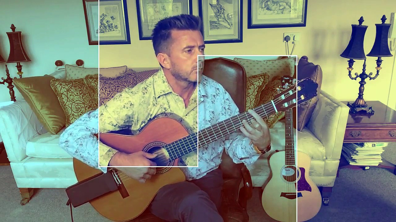 Adele – Skyfall – Acoustic Classical Guitar Cover (TABS)