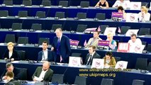 The EU is using TTIP in the course of its political agenda - UKIP MEP William Dartmouth