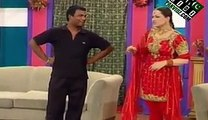 Punjabi Stage Drama 2015 - Zafri Khan - Sajjan Abbas -  Pk New Pakistani Stage Drama Part 8