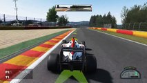 Project Cars | Events SPA GP in Formula A | [HD]