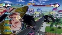 Dragon Ball Xenoverse Gameplay Ps4-Goku (Super Saiyan God)+ Dragon Ball Z Ps4+Trunks(Future)