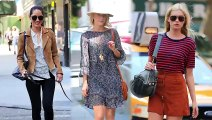 Back-To-School Style Inspiration From Hollywood