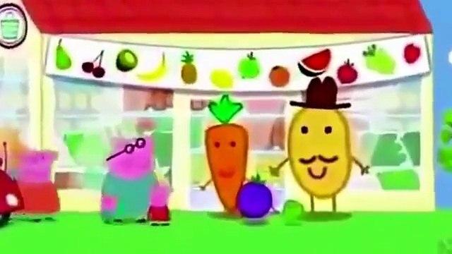 PeppaPig {YTP} illuminati fruit!