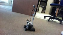 Microsoft Robotics Developer Studio project with a Lego NXT 2.0 MINDSTORMS robot 2 of 2