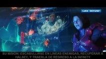 Halo 5 Guardians Cinemática Inicial Español | Skin de Halo
