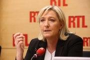 """Marine Le Pen : """"La présence de Jean-Marie Le Pen à l'université d'été du FN n'est pas souhaitée"""""""