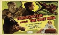 Frankenstein Meets the Wolf Man (1943 horror/monster film official trailer) - Lon Chaney Jr.  Bela Lugosi