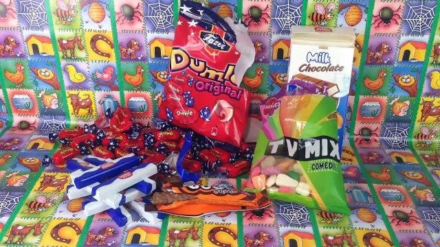 Mentos Fruit Candy, Surprise Eggs, Play Doh, Peppa Pig, Пеппа Свинка, Маша и Медведь, Masha i Medved