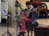 M2U01953 solo guitare, fête de la musique à Labry le 21 06 2015