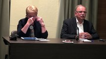 GUE/NGL Study Days Athens - Press Conference