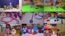 DOC MCSTUFFINS Disney Junior Doc s Travel Doctor Kit Playset Disney Doc McStuffins Toy & Doc McS
