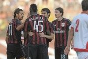 Balotelli inscrit déjà un bijou à Milan !