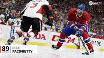 NHL 16 LEFT WINGER RATINGS - EA'S TOP 10 (MY THOUGHTS)