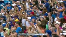 Troy Tulowitzki Monster Home Run in Blue Jays Debut 7/29/15