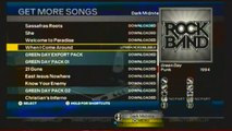 =P - Exporting Green Day Rock Band to Rock Band 3 on Wii