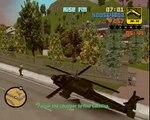 "GTA III: Beating ""The Exchange"" w/ Hunter (III Aircraft by Silent)"