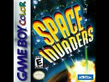 Space Invaders GBC - Invader Homeworld (Tuned Up)