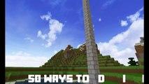 minecraft 50 ways to die