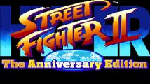 Super Street Fighter II Turbo Intro CPS2   Hyper Street Fighter II  The Anniversary Edition Music HQ