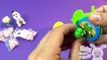 Surprise Eggs Learn Sizes from Biggest to Smallest! Opening Eggs with Toys! Lesson 4