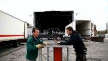 Saint-Quentin : préparation du NRJ Music Tour