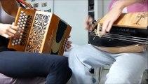Accordéon - Vielle à roue (Hurdy gurdy) - SCOTTISH
