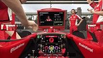 F1 2015 PS4 1080p HD Entrenamientos Libres GP Italia Monza