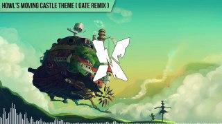 「 CHILLHOP 」 Howl s Moving Castle Theme gate remix