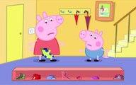 Свинка Пеппа и грязные лужи. Peppa Pig and muddy puddles. Развивающий мультик (Игра).   Peppa Pig