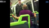 Just Another Day In Melbourne With Melbourne's Tram And Train Guy