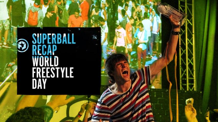 WORLD'S BEST FREESTYLER - Superball 2015   theFC