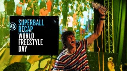 WORLD'S BEST FREESTYLER - Superball 2015 | theFC
