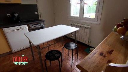 Moderniser une table et ses tabourets - L'atelier deco