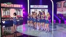 [K-POP] 少女時代(SNSD) - Backstage + Lion Heart + Winner (LIVE 20150904) (HD)