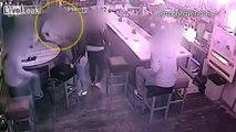 Assassination attempt in pub Amsterdam