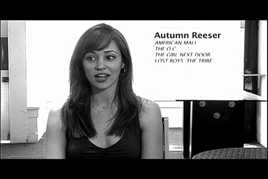 Autumn Reeser on Beverly Hills Playhouse Acting School