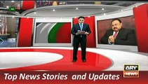 News Headlines 4 September 2015 ARY, Geo Pakistan Gujranwala Court Declares Altaf Hussain Criminal
