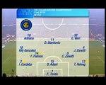 AC Milan vs Inter 3 2 21 02 2004 Serie A 2003 2004 highlights
