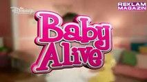 Baby Alive Neşeli Bebeğim Türkçe Konuşan Oyuncak Bebek Reklamı