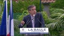 La Baule : le discours de François Fillon en intégralité