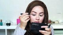 Get ready with me:makeup Tutorial hijab Tutorial